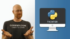 Build Graphical User Interface Apps with Python and TKinter The Fast and Easy Way!