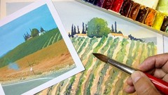 How to paint creatively from photos