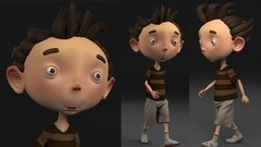 Be able to Model, Texture, Rig, Animate, Simulate Cloth and Hair and Render characters using Maya …
