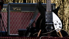 Learn hammer on, pull off, slides, bends, arpeggios and natural harmonics