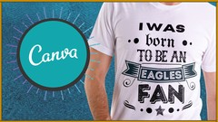 Ultimate T-shirt Design Course with Canva for Beginners