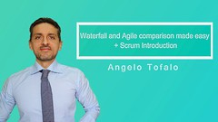 2021 Agile Project Management Vs Waterfall + Scrum Intro - UdemyFreebies.com