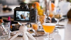 Take better food photos when you learn these creative & technical tips and tricks.
