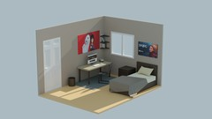 Use Blender to create beautiful 3D models for 3D printing, house design etc. No prior knowledge …