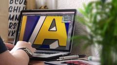 3D Type in Adobe Illustrator made simple