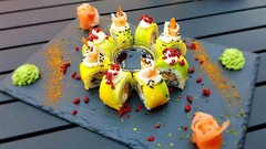 Healthy Sushi Course For Beginners By Sushi Lovers