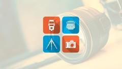 Lernen Sie die wichtigen Kamerafunktionen und die praktischen Grundlagen der digitalen Fotografie …