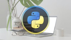 Start your Python journey here - Learn the basic principles to fully master the language - Solve and …