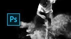 Photoshop Sport Image Retouching - Skater Guy