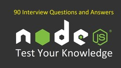 2020 - NodeJS 90+ Multiple Choice Questions and Answers