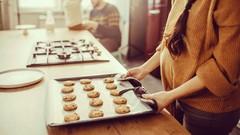 Cookie Baking Arts: Sablé, Choco Cookies & 4 more Cookies.
