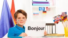 French Beginners Junior Level - Stunning Success