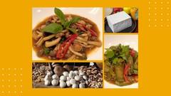 Vegan Cooking Class Vegan Thai Food Easy Vegan Recipes