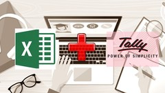 Tally ERP 9 and Microsoft Excel Training
