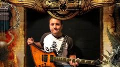 Imágen de Guitarra eléctrica al estilo Metal Neoclásico y técnicas