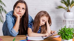 Learn techniques to help your children stay focused and away from distractions.