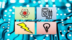 Imágen de Electricidad básica y teoría de circuitos para principiantes