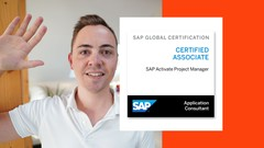 The guaranteed way to become an SAP Certified Associate - SAP Activate Project Manager (new version …