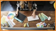 Curso MÁSTER Diseño Gráfico, Editorial, Web, Vídeo, Foto y 3D