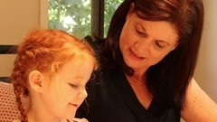 Teaching your children how to hear from God.