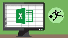 Learn Microsoft Excel from beginner to advance with sophisticated functions to improve the quality …