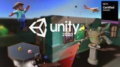 Curso Curso completo de Unity 2020: domina el mundo de videojuegos