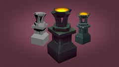 Create a game asset from start to finish