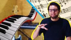 Imágen de PIANO - CONVIÉRTETE EN UN GRAN PIANISTA (CURSO DESDE CERO)