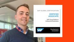 Practice to become an SAP Certified Development Associate - SAP Cloud Platform: Enterprise Extension …