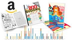 Imágen de Ganar ingresos pasivos con libros de actividades en Amazon