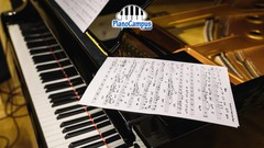 Imágen de Piano: Desarrollo Completo de cero a intermedio (+60 horas )