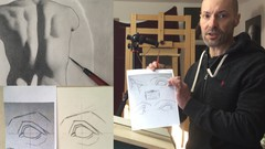 Use the Bargue Drawing Course to acquire skills that can be used in drawing, painting, sculpture, …