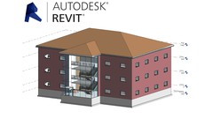 Learn to use the Revit BIM Software