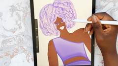 Procreate Fashion Illustration For Beginners