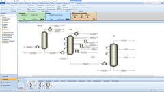Steady-State Chemical Engineering Simulation & Process Modeling using Aspen Plus V11