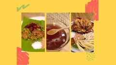 Pad Thai Cooking Class Noodles Street Thai Food Easy Recipe