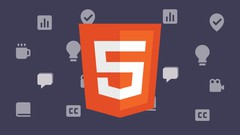 Imágen de HTML: Desde cero (Aprende y domina HTML5) + Infografias