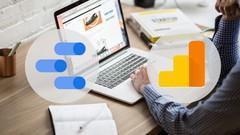 Imágen de Crea Dashboards con Google Data Studio y Google Analytics