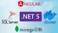 Curso Microservicios con ASP.NET 5, Angular, MongoDB, Docker
