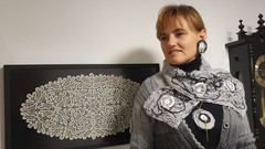 How to Make an Air Lace Fashion Accessories