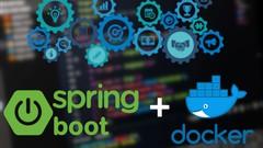 Imágen de Microservicios con spring boot Docker Open API y swagger