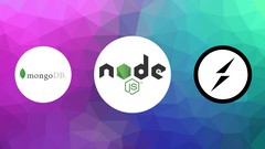 Complete NodeJS course with express, socket io and MongoDB