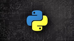 Python for beginners - Learn all the basics of python - UdemyFreebies.com