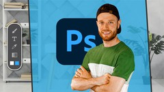 Imágen de Adobe Photoshop en 2021: ¡De Cero a Avanzado!