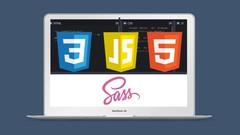 Build Amazing Websites w/ HTML, CSS, Sass, JavaScript & More