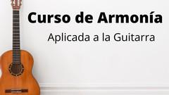 Curso Curso de Armonía aplicada a la Guitarra