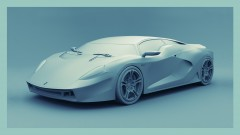 Take your modeling skills to the next level by creating a realistic car ready for your film and …