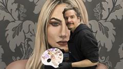 Imágen de Aprende a pintar un rostro realista al óleo