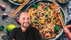Imágen de Cocina Vegana Asiática por el Chef Rodrigo Ponce
