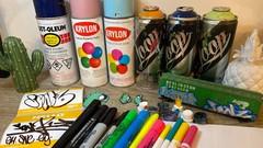 Drawing Graffiti - UdemyFreebies.com